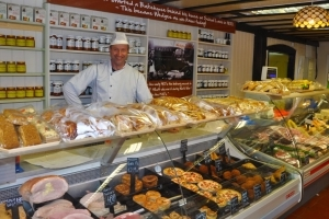 Visit Wedges Bakery whilst on a canal boat holiday with Great British Boating