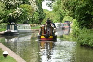 Narrowboat and Canal Boat Holidays near Braunston with Great British Boating