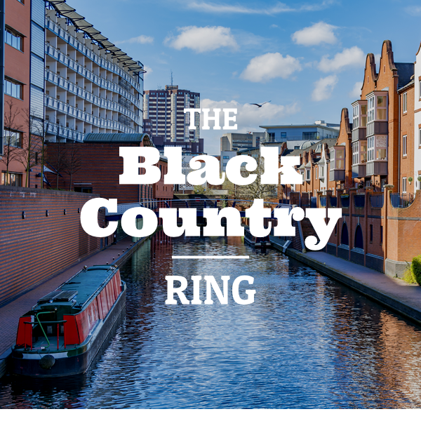 Black Country canal holiday ring