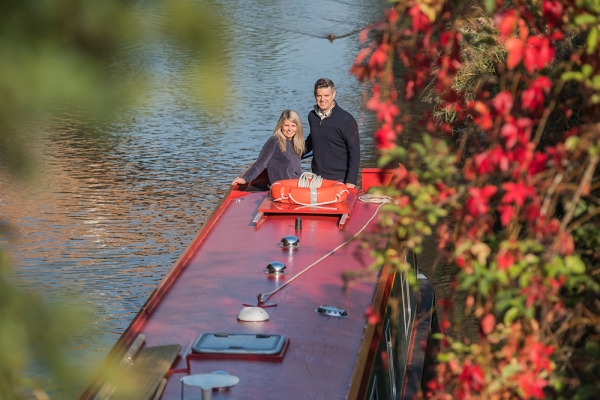 Canal boat holiday itineraries