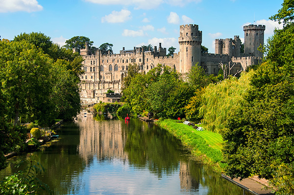Visit the canals and inland waterways of England