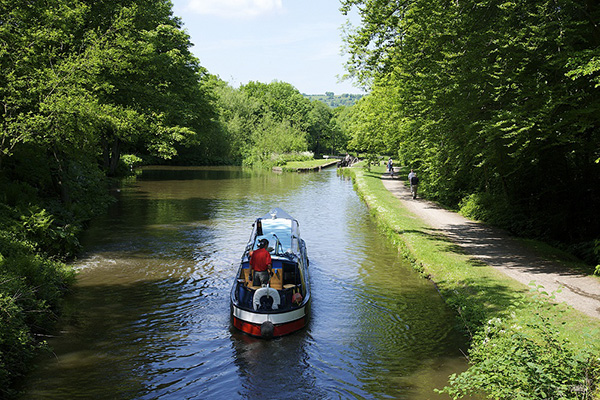 Warwickshire Ring Canal holiday