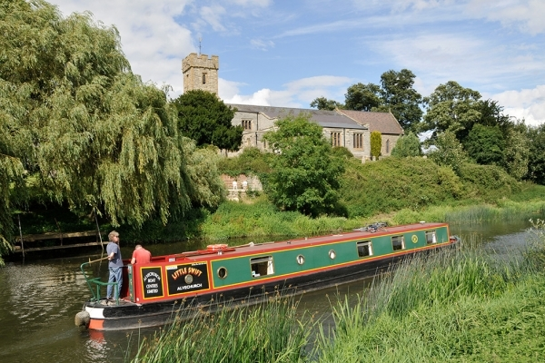Heart of England waterways and canals